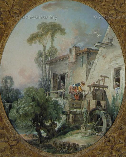 Boucher 1769c le moulin Coll priv