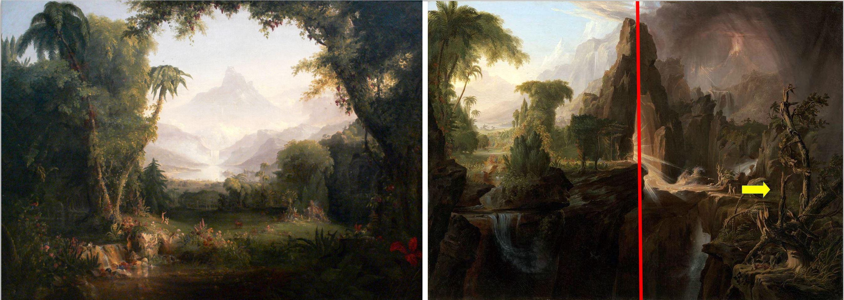 Cole 1828 The_Garden_of_Eden schama2