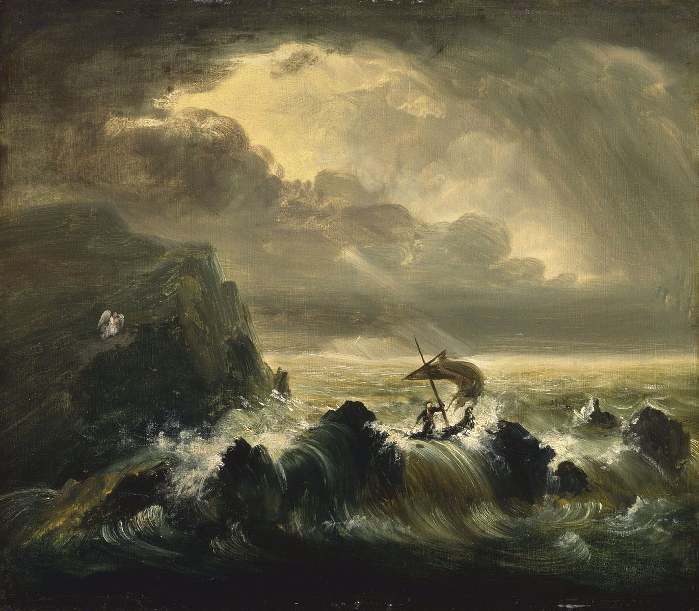 Thomas_Cole_-_The_Voyage_of_Life_3 Manhood,_1839_(Albany_Institute_of_History_Art)