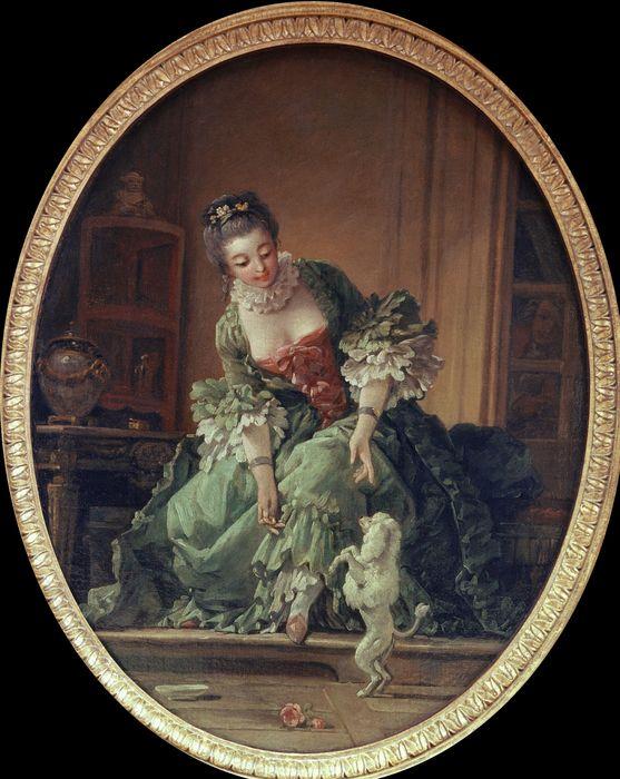 boucher 1742 La gimblette