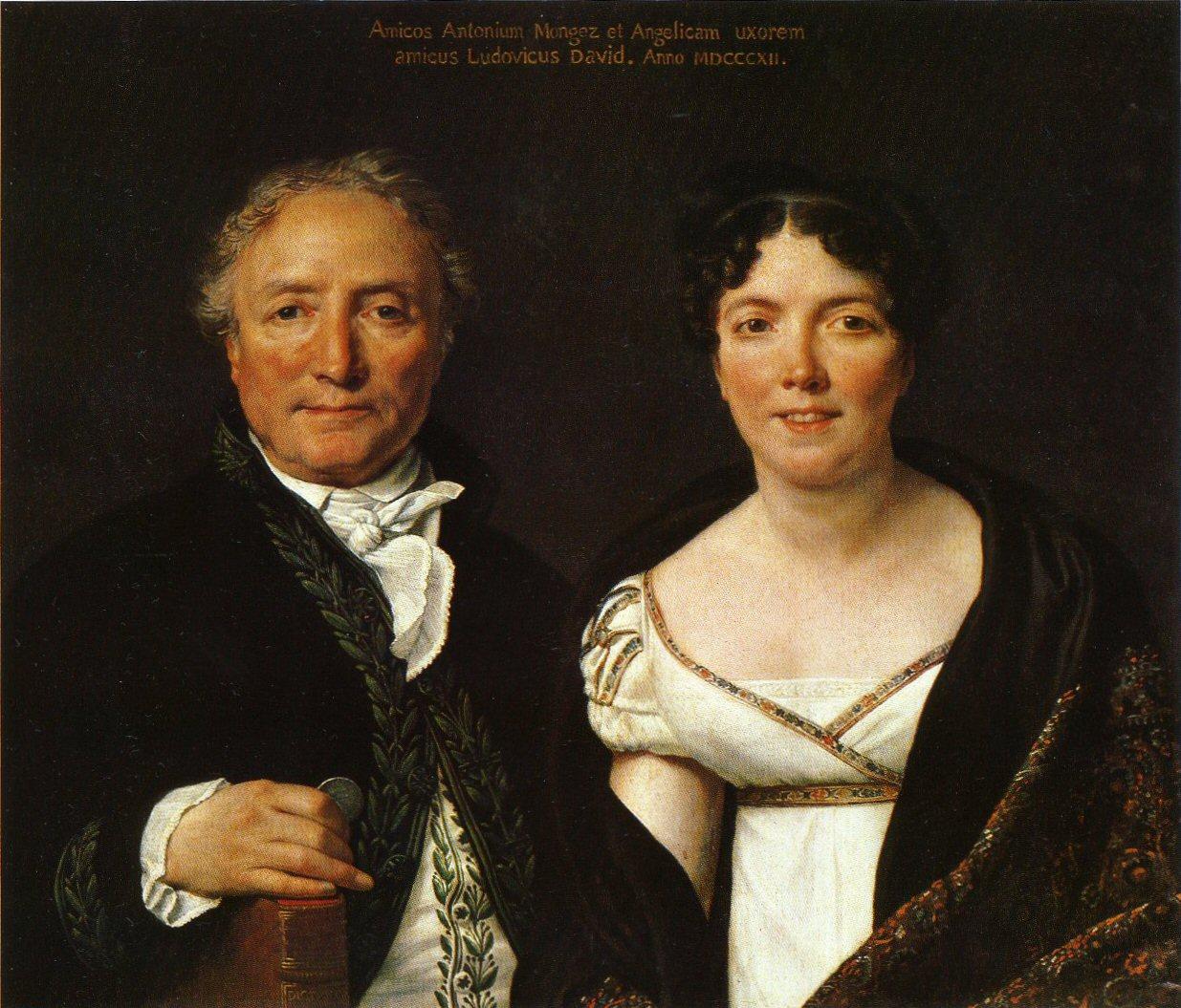 David 1812 Portrait_Mongez Louvre