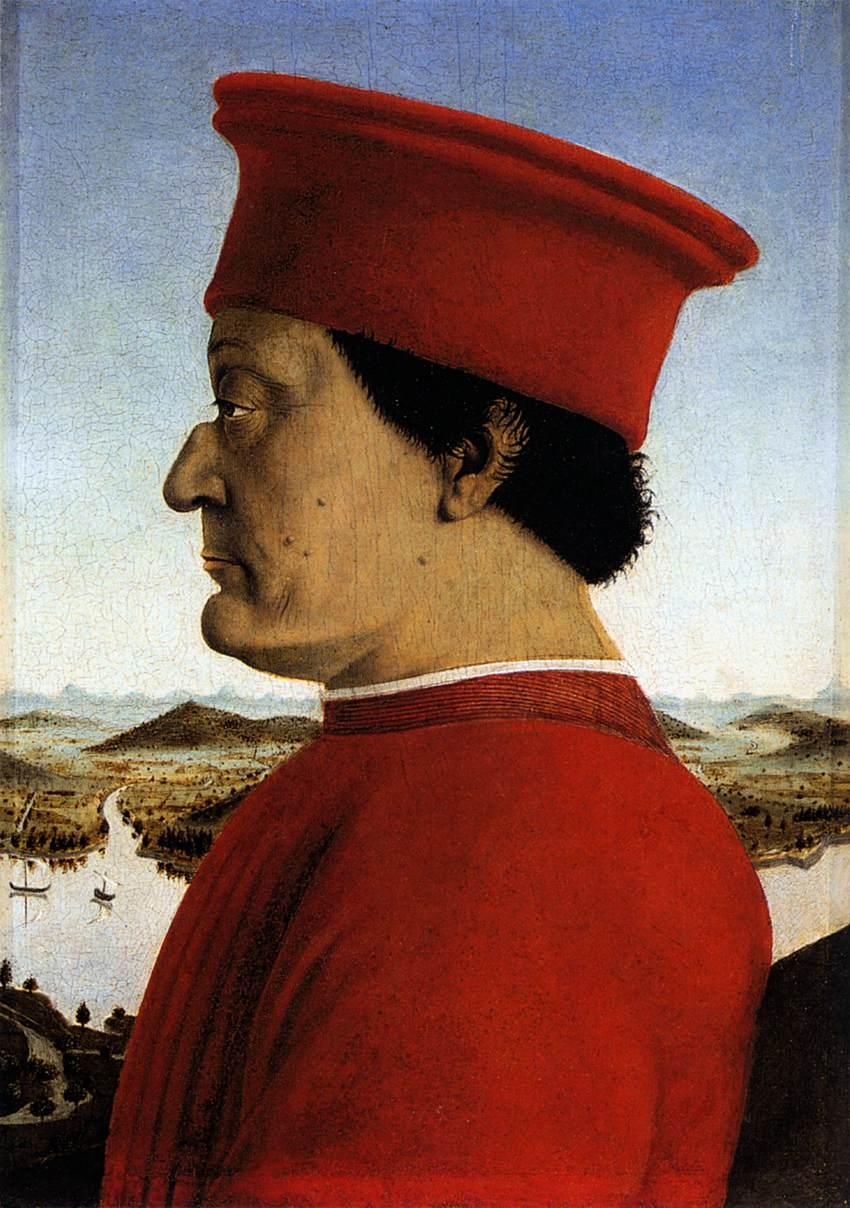Piero_della_Francesca_-_Portrait_of_Federico_da_Montefeltro_-_WGA17629
