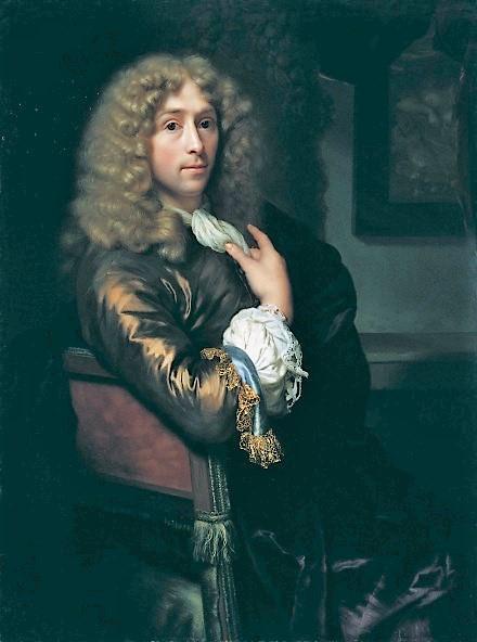 Schalcken 1679 Autoportrait Liechtenstein Museum