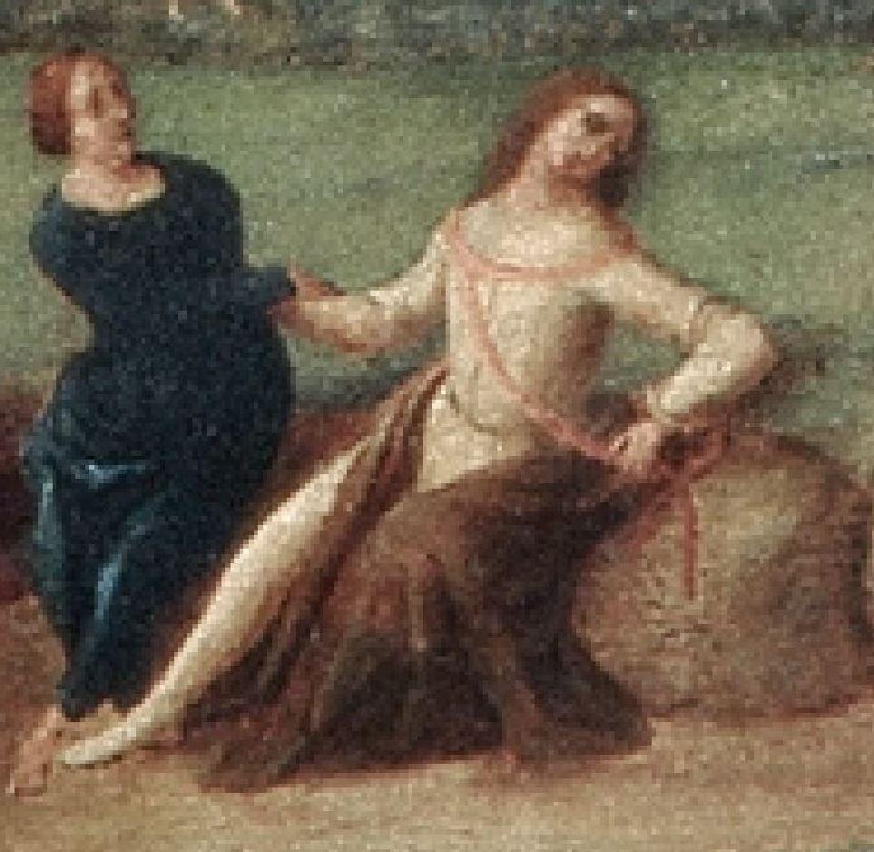 piero di cosimo 1515 ca histoire de promethee mba strasbourg pandore