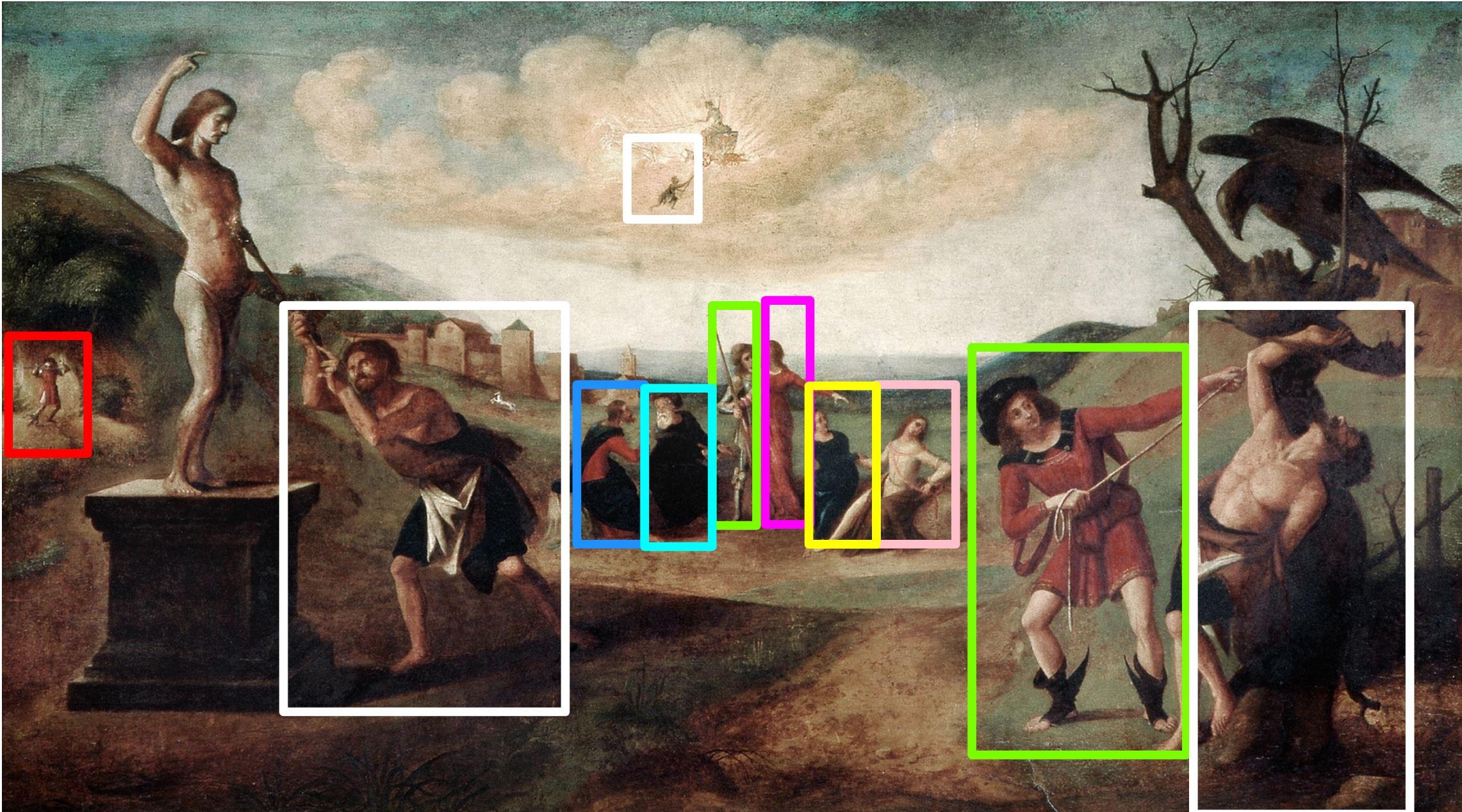 piero di cosimo 1515 ca histoire de promethee mba strasbourg schema