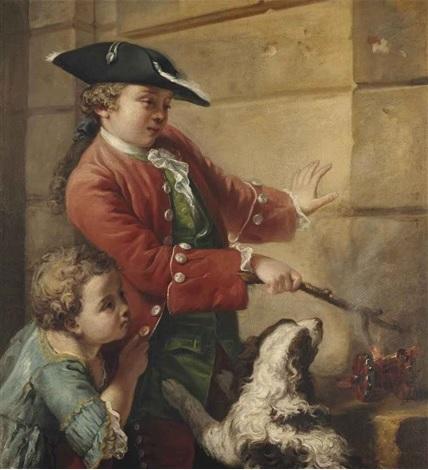 Colson 1759 L'Action, Musee des Beaux Arts Dijon