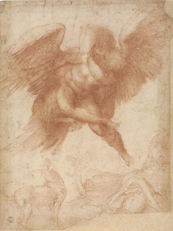 Ganymede 1528-30 saguine Offices