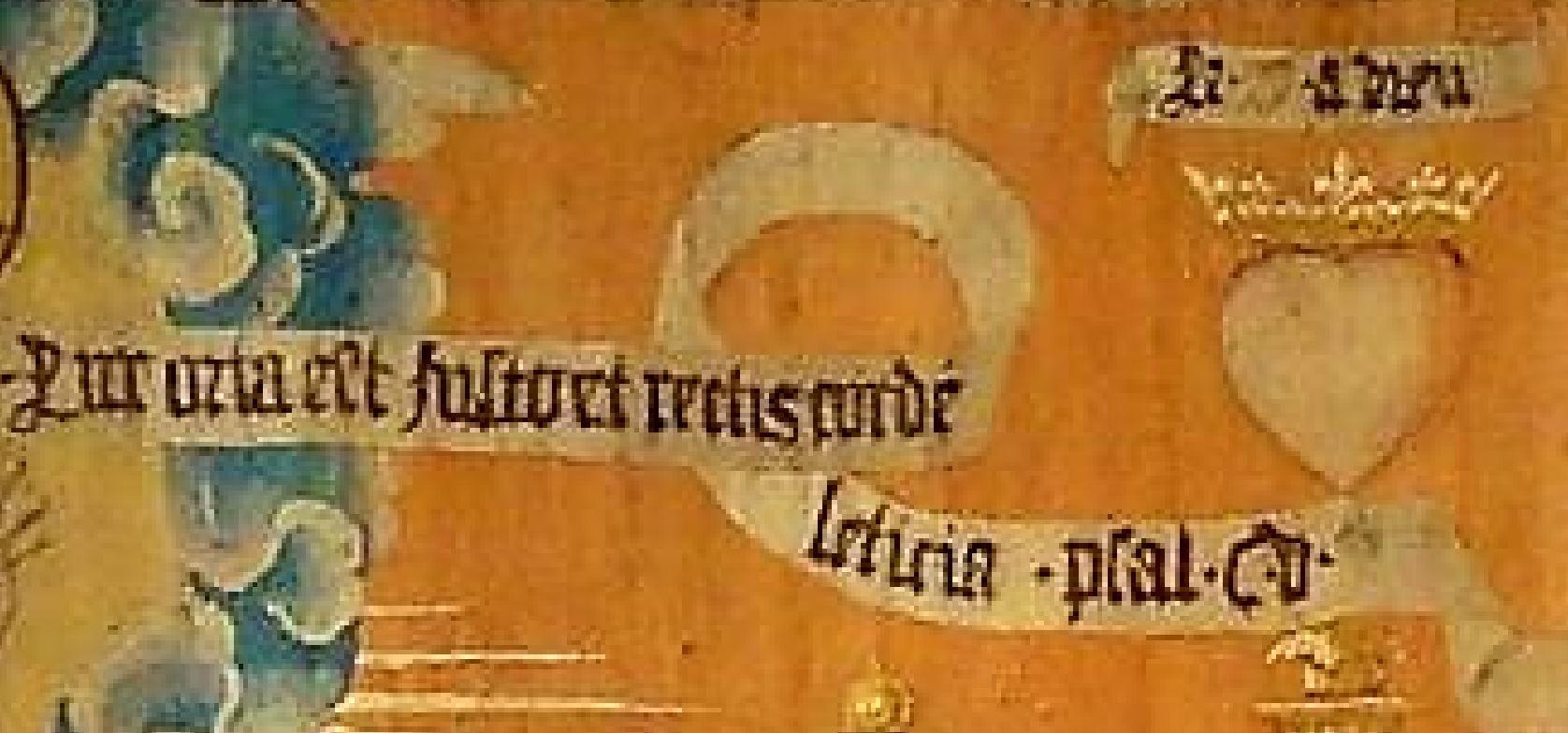 atelier de la Marche vers 1525 Amour Sacre Profane texte A1