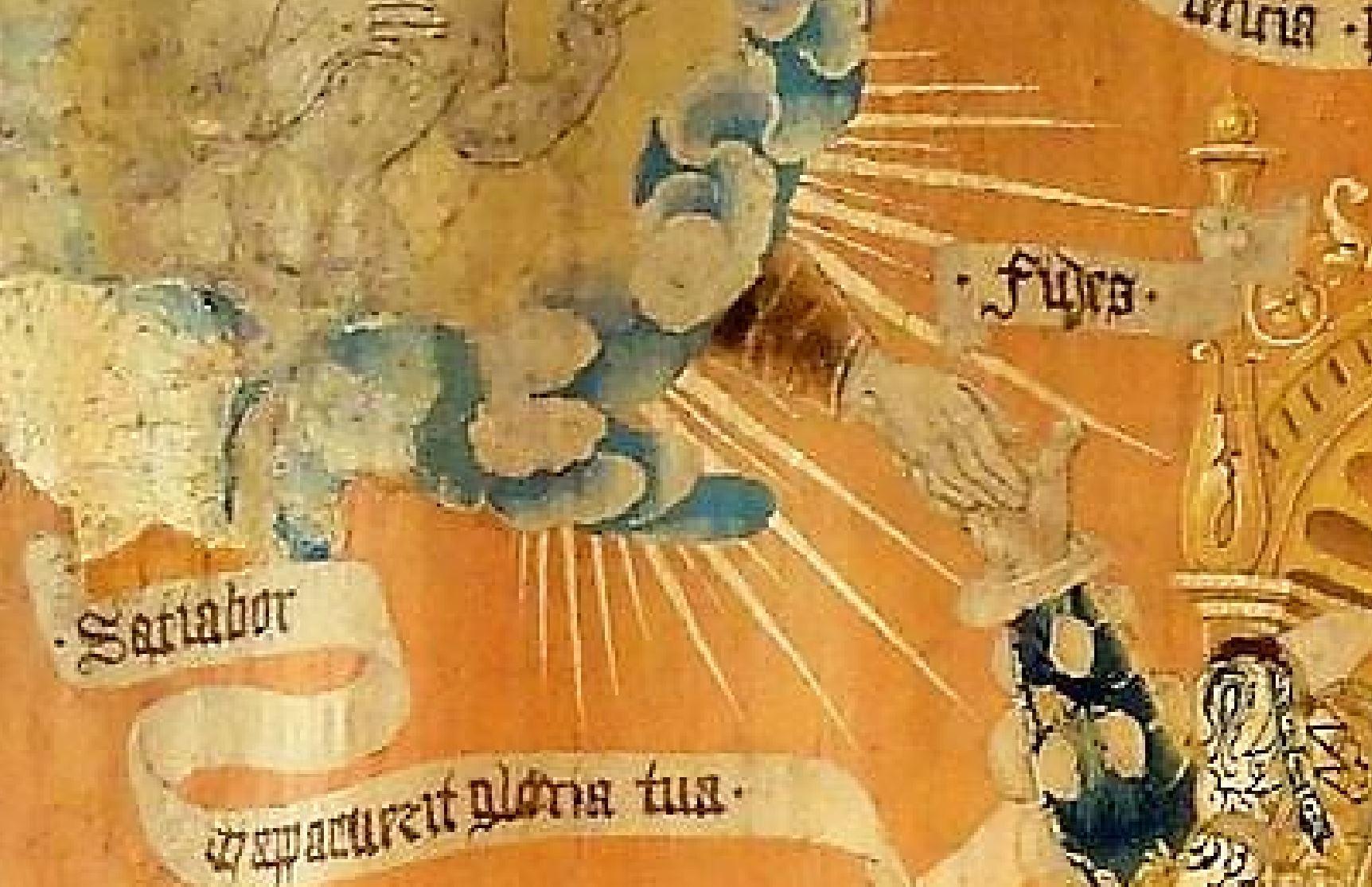 atelier de la Marche vers 1525 Amour Sacre Profane texte B1