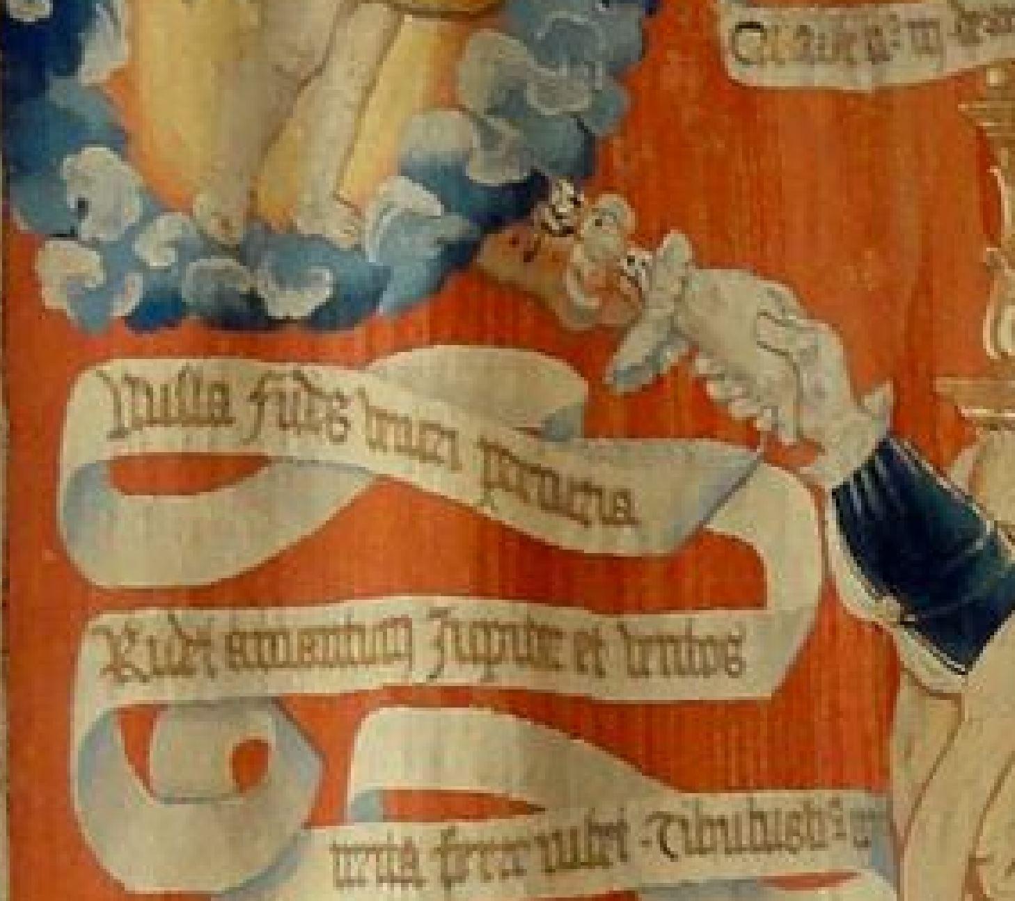 atelier de la Marche vers 1525 Amour Sacre Profane texte B2