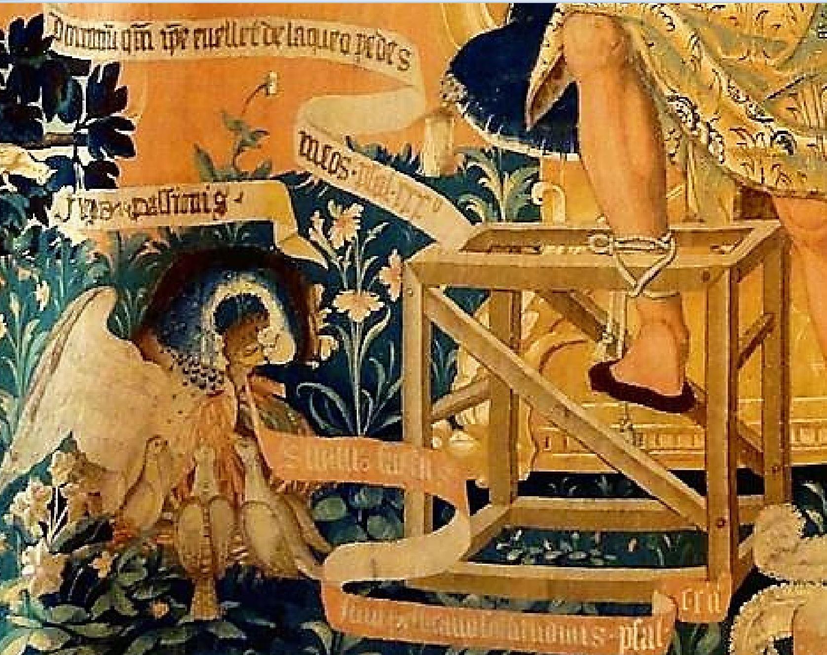 atelier de la Marche vers 1525 Amour Sacre Profane texte C1