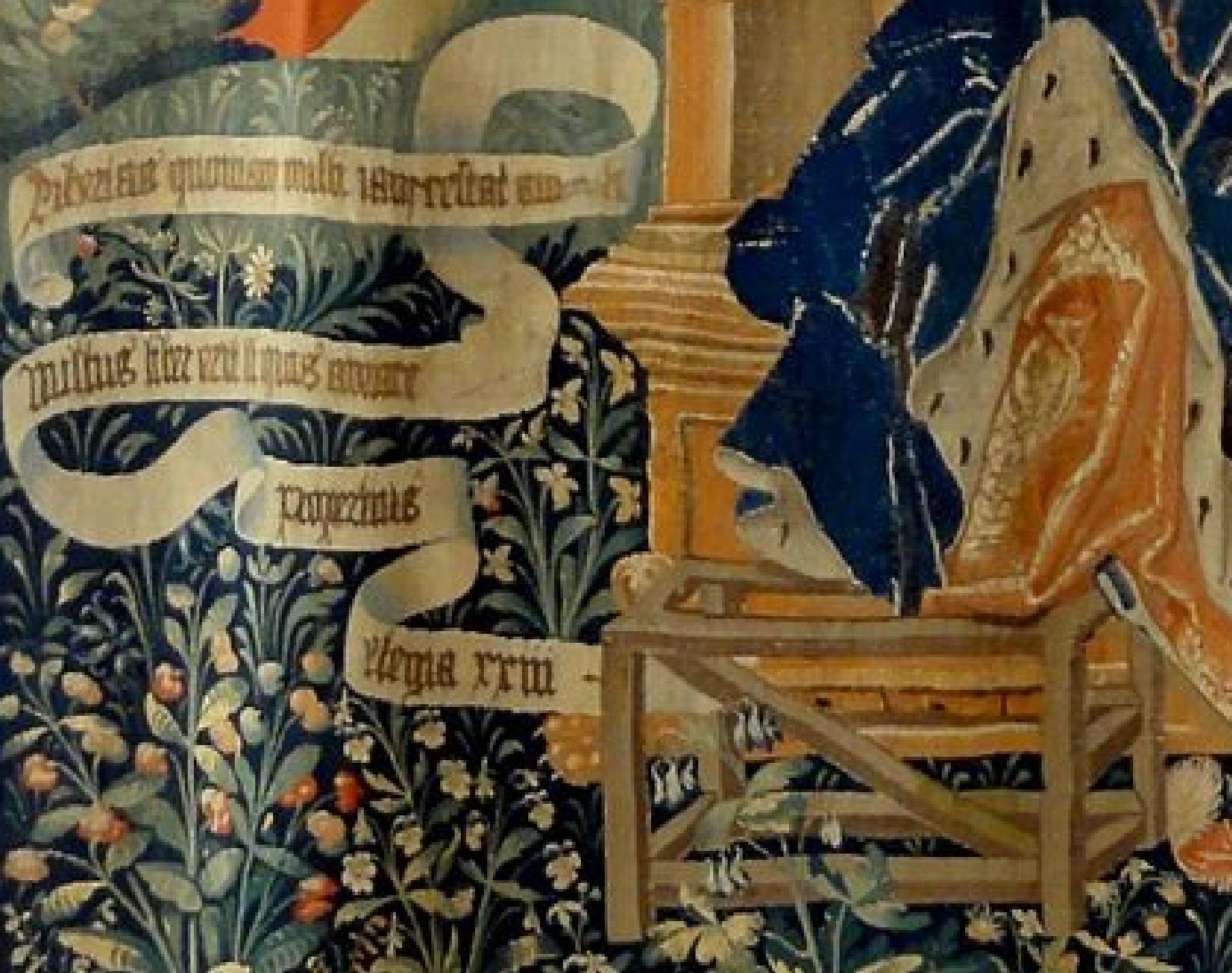atelier de la Marche vers 1525 Amour Sacre Profane texte C2