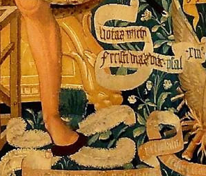 atelier de la Marche vers 1525 Amour Sacre Profane texte D1