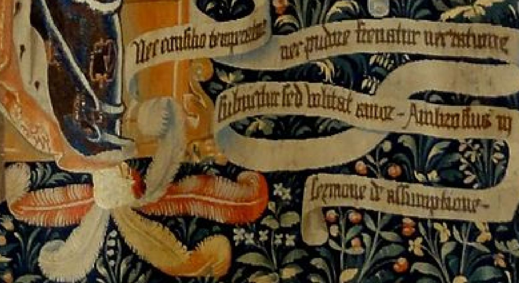 atelier de la Marche vers 1525 Amour Sacre Profane texte D2