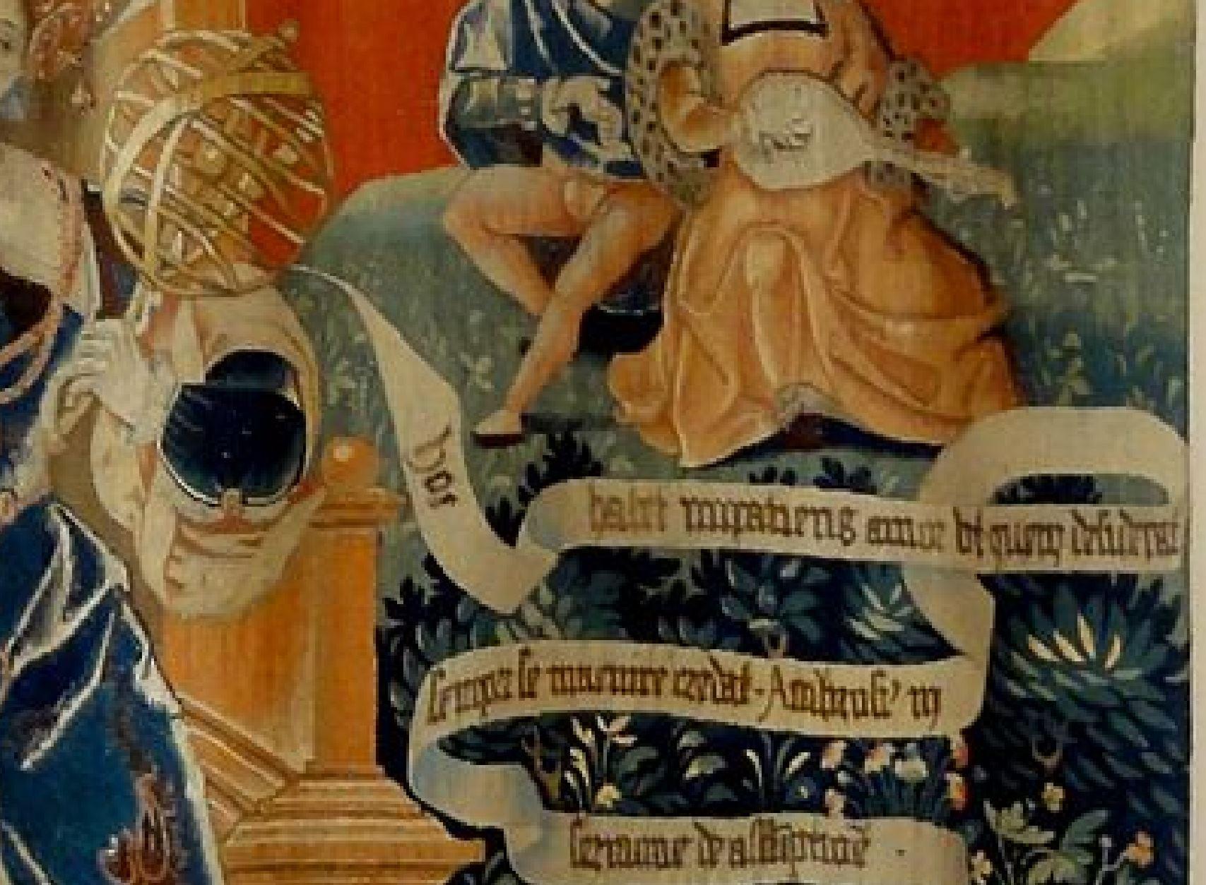 atelier de la Marche vers 1525 Amour Sacre Profane texte E2