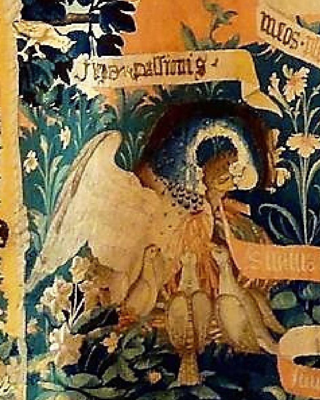 atelier de la Marche vers 1525 Amour Sacre Profane texte F1a