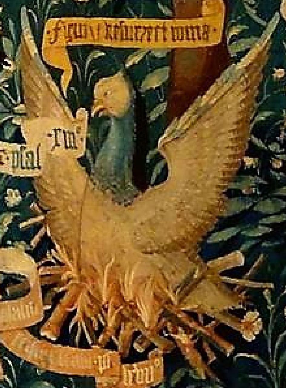 atelier de la Marche vers 1525 Amour Sacre Profane texte F1b