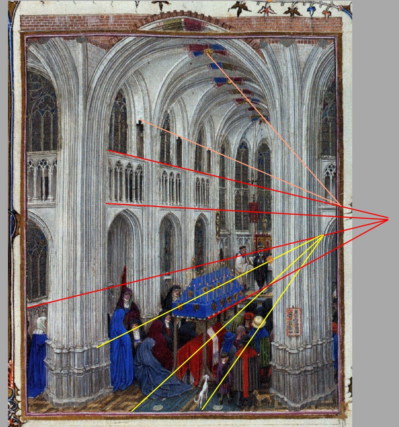 Atelier de Van Eyck 1420-30 Messe de requiem fol 116 Tres_Belles_Heures_de_Notre_Dame_de_Jean_de_Berry Turin City Museum of Ancient Art