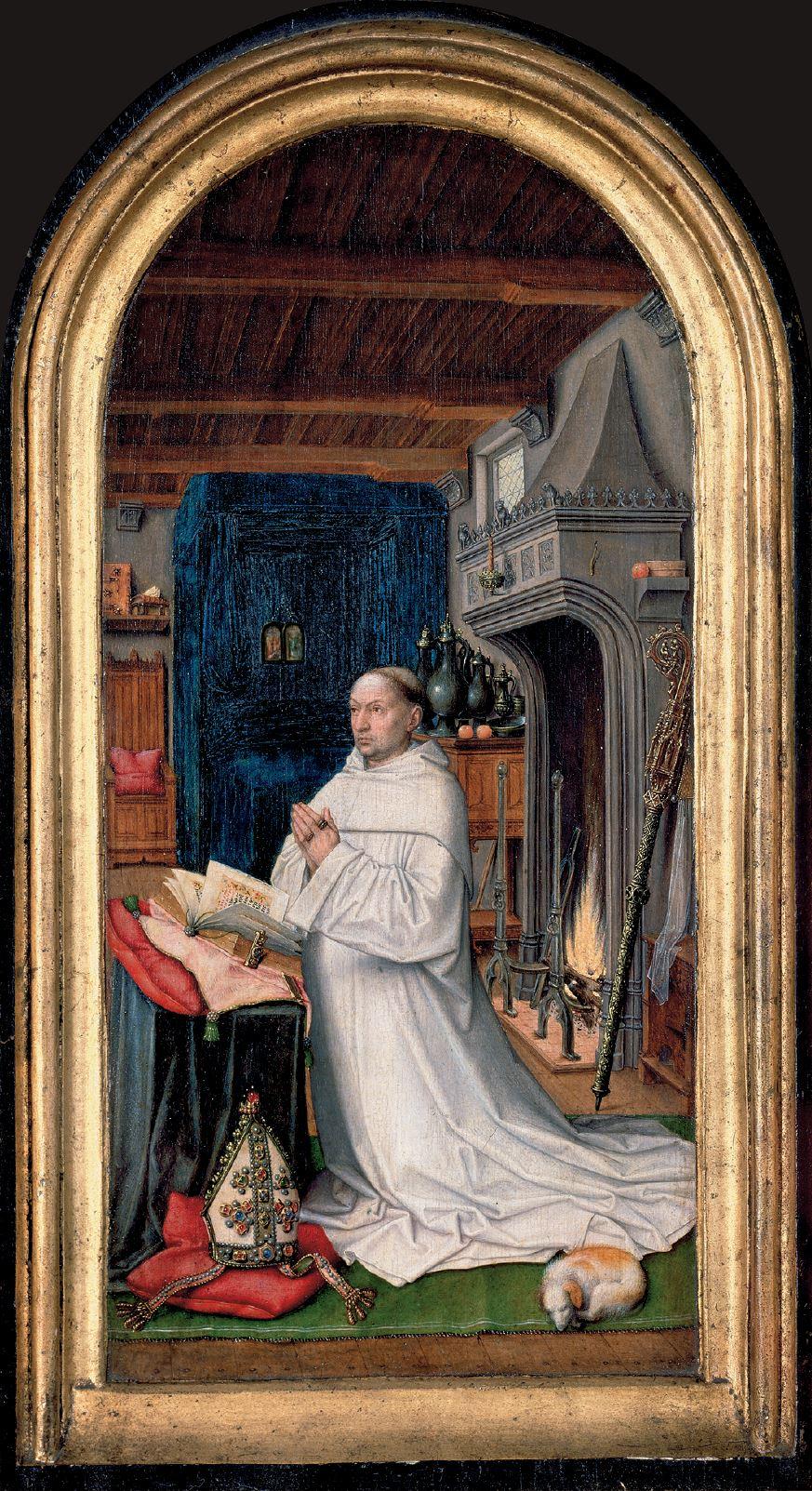 Diptych_Master_of_1499 Abbot Christiaan de Hondt, Koninklijk Museum voor Schone Kunsten, Antwerp right