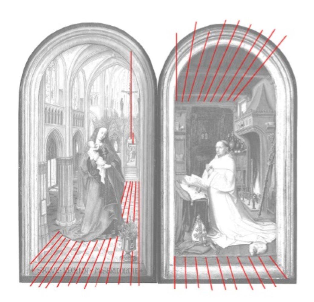 Diptych_Master_of_1499 Abbot Christiaan de Hondt, Koninklijk Museum voor Schone Kunsten, Antwerp trace
