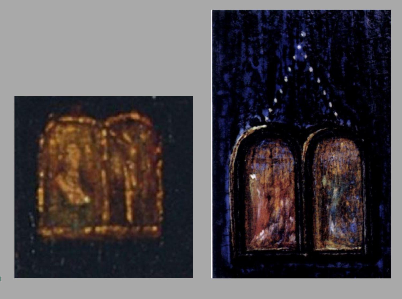 Master_of_1499 1500-10 Diptyque de Marguerite d'Autriche Museum voor Schone Kunsten, Ghent comparaison diptyques
