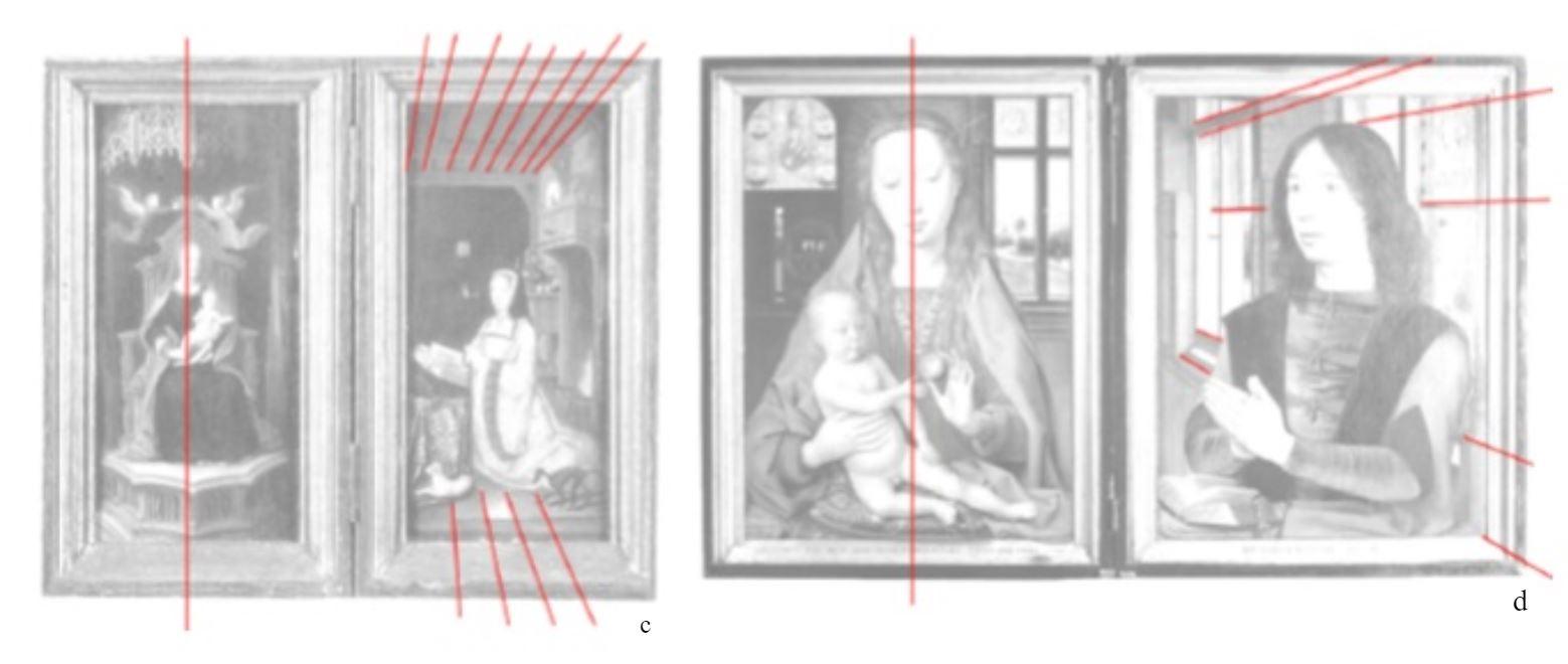 Master_of_1499 1500-10 Diptyque de Marguerite d'Autriche Museum voor Schone Kunsten, Ghent trace