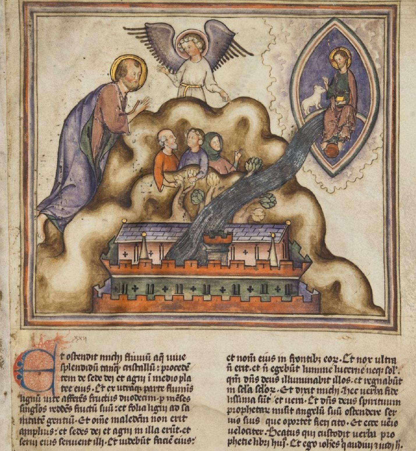 1275-1300 BNF Latin 14410 BNF Lat 14410 fol 80