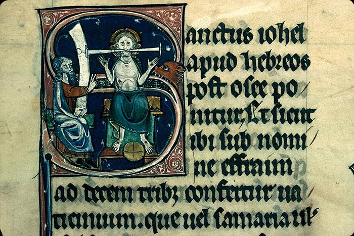 1280-1295 Joel predisant le Jugement dernier Reims, BM, 0044 (A. 016) f 178