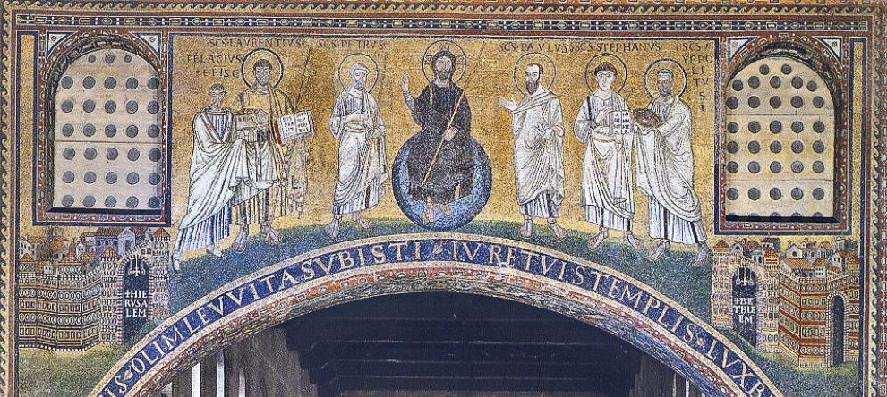 23-artist-majestas-domini-christ-in-majesty-basilica-papale-di-san-lorenzo-fuori-le-mura-roma-itlay-late-6th-century