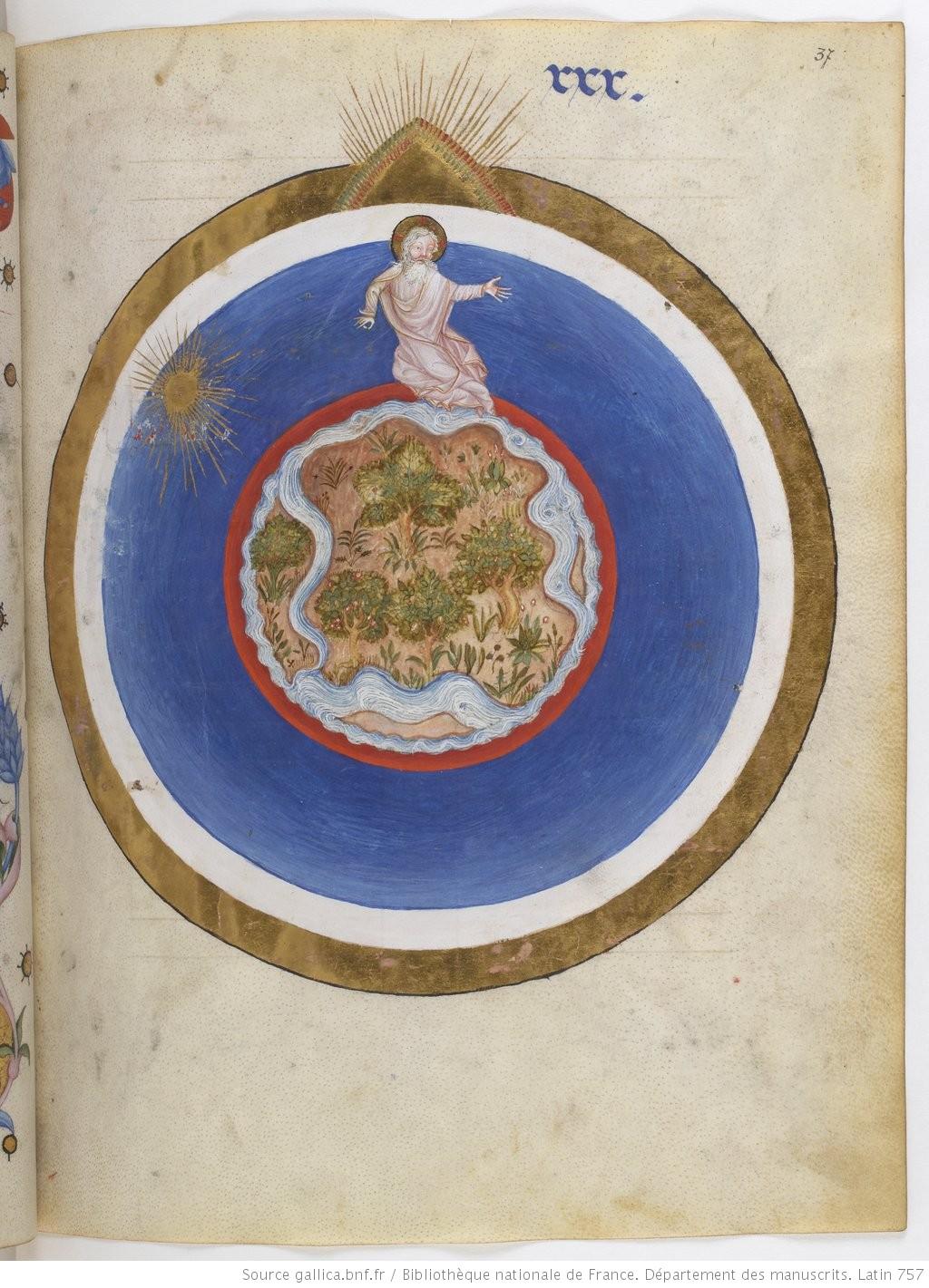 3 Mardi Missel a l'usage des freres mineurs, Lombardie, 1388, Gallica BNF ms. lat. 757, fol. 37r