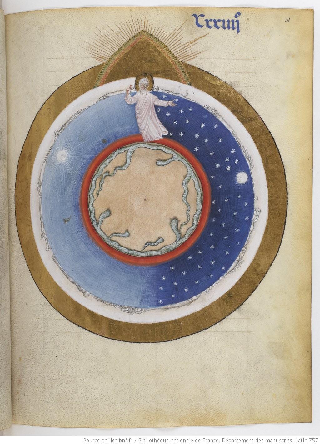 4 Mercredi Missel a l'usage des freres mineurs, Lombardie, 1388, Gallica BNF ms. lat. 757, fol. 48r