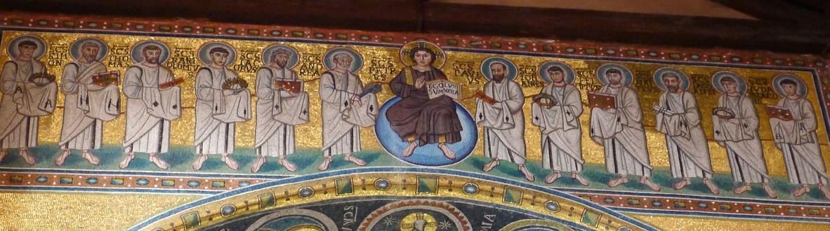543-554 Basilique euphrasienne Porec