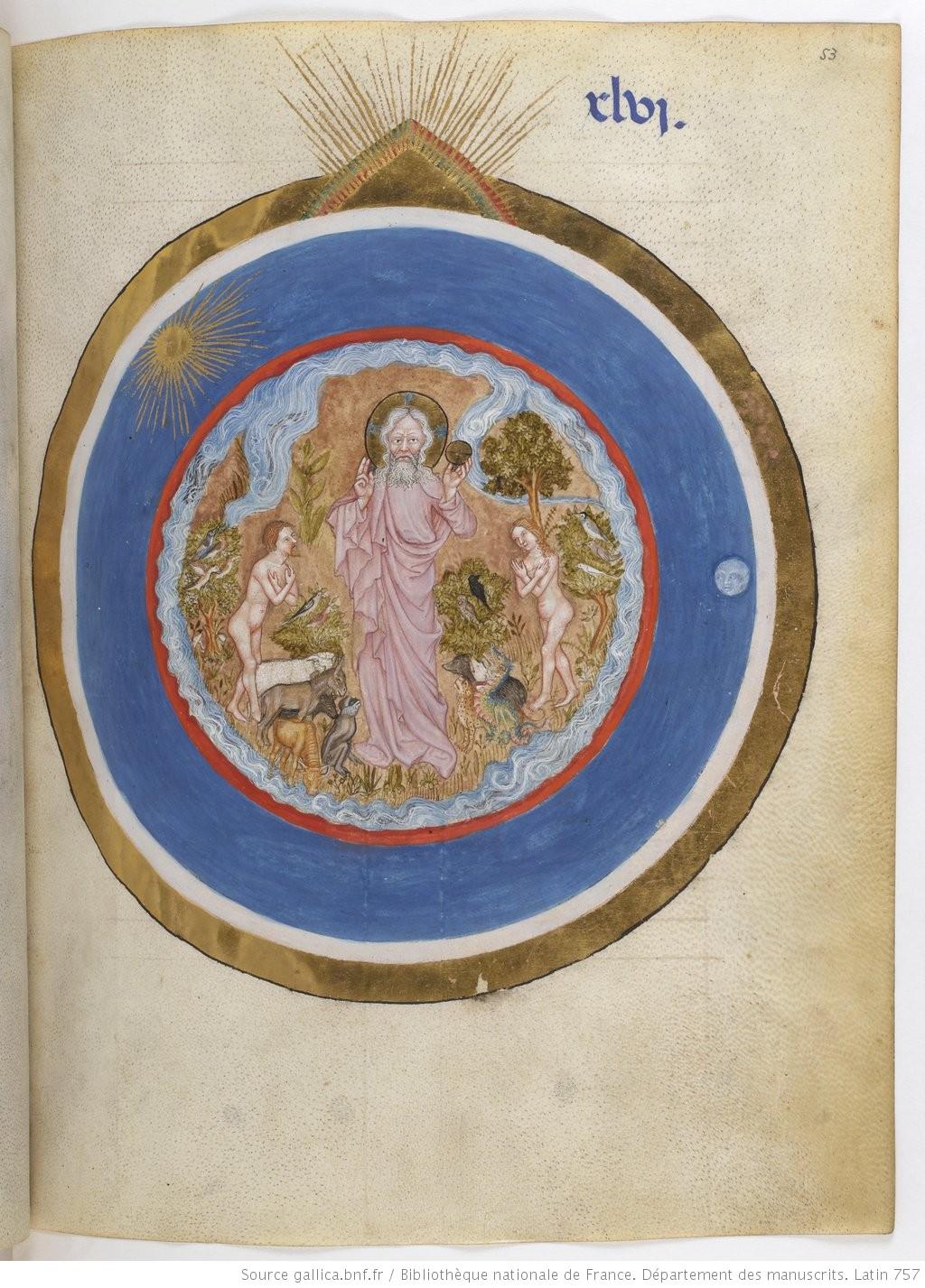 7 Samedi Missel a l'usage des freres mineurs, Lombardie, 1388, Gallica BNF ms. lat. 757, fol. 53r