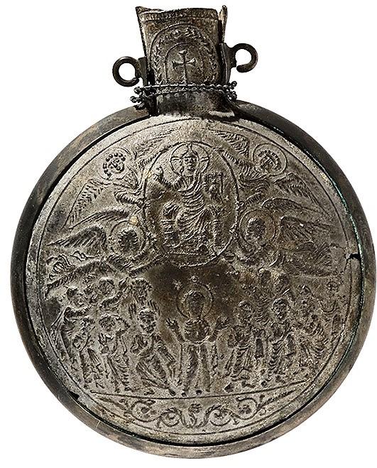 Ascension Ampoule de Monza, 500-600, Cathedrale de Monza