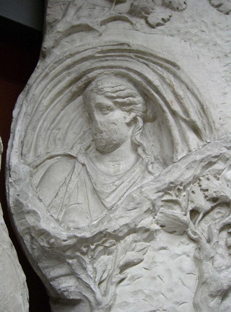Caelus Nox Colonne Trajane Rome