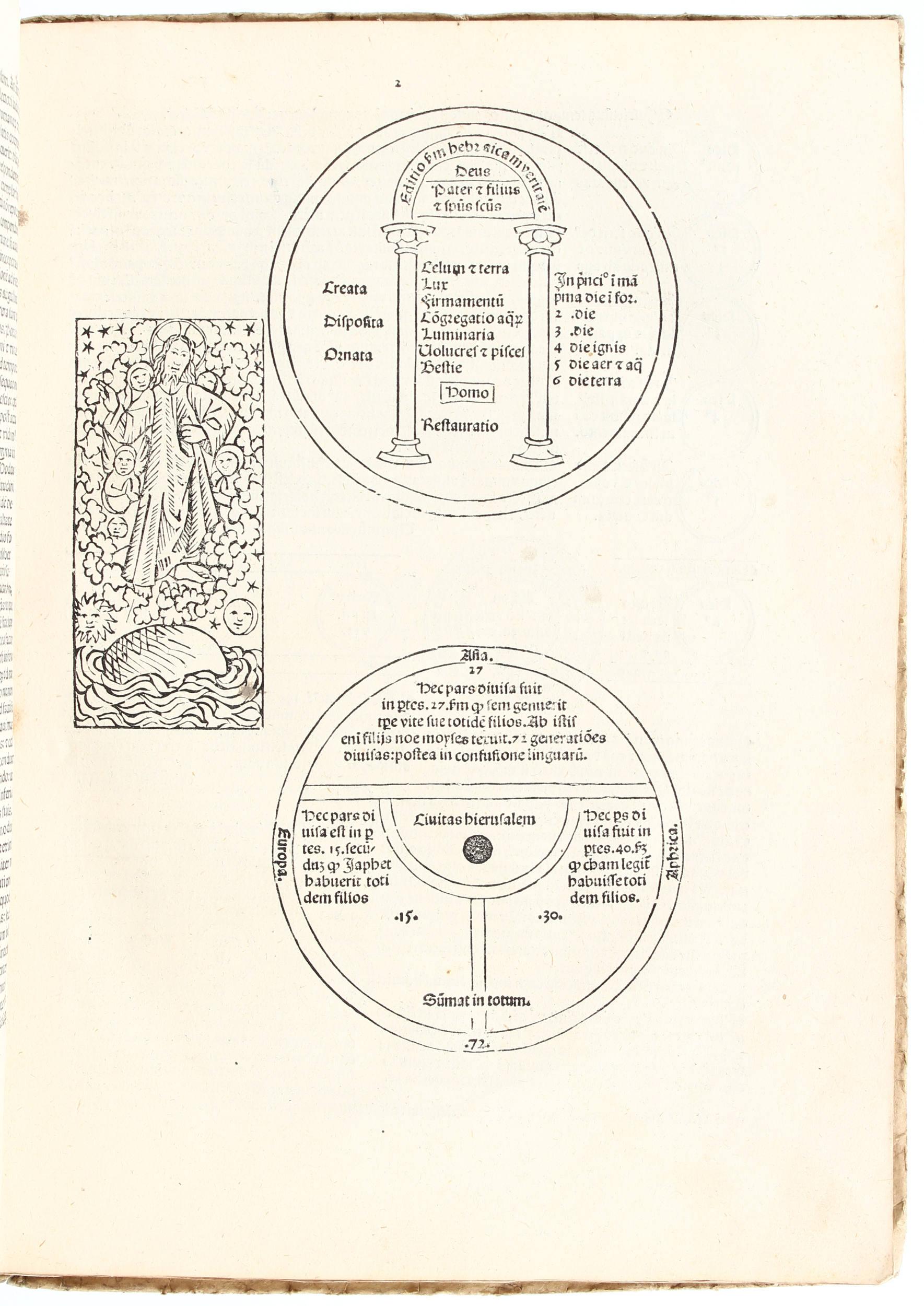 Fasciculus_ temporum_omnes_antiquorum_chronicas Rolevinck_Werner 1484 ed Erhard Ratdolt (Venetiis) p 2