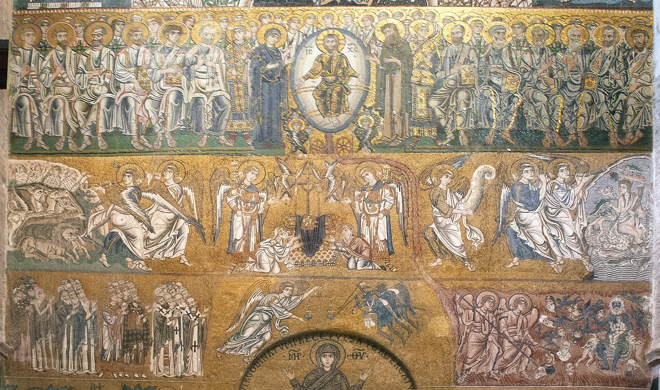 Mosaic_of_the_Last_Judgment_of_Santa_Maria_Assunta_(Torcello) XIIeme