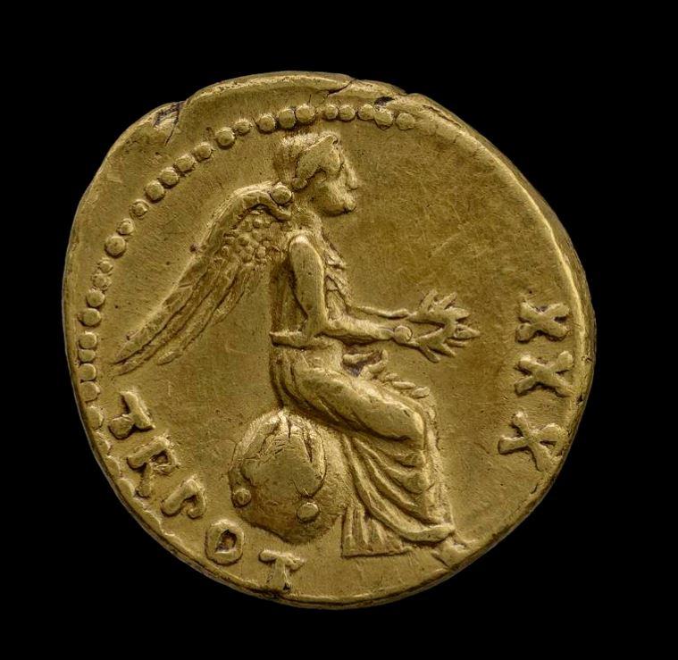 Victoire 7-8 Auguste Lugdunum British Museum