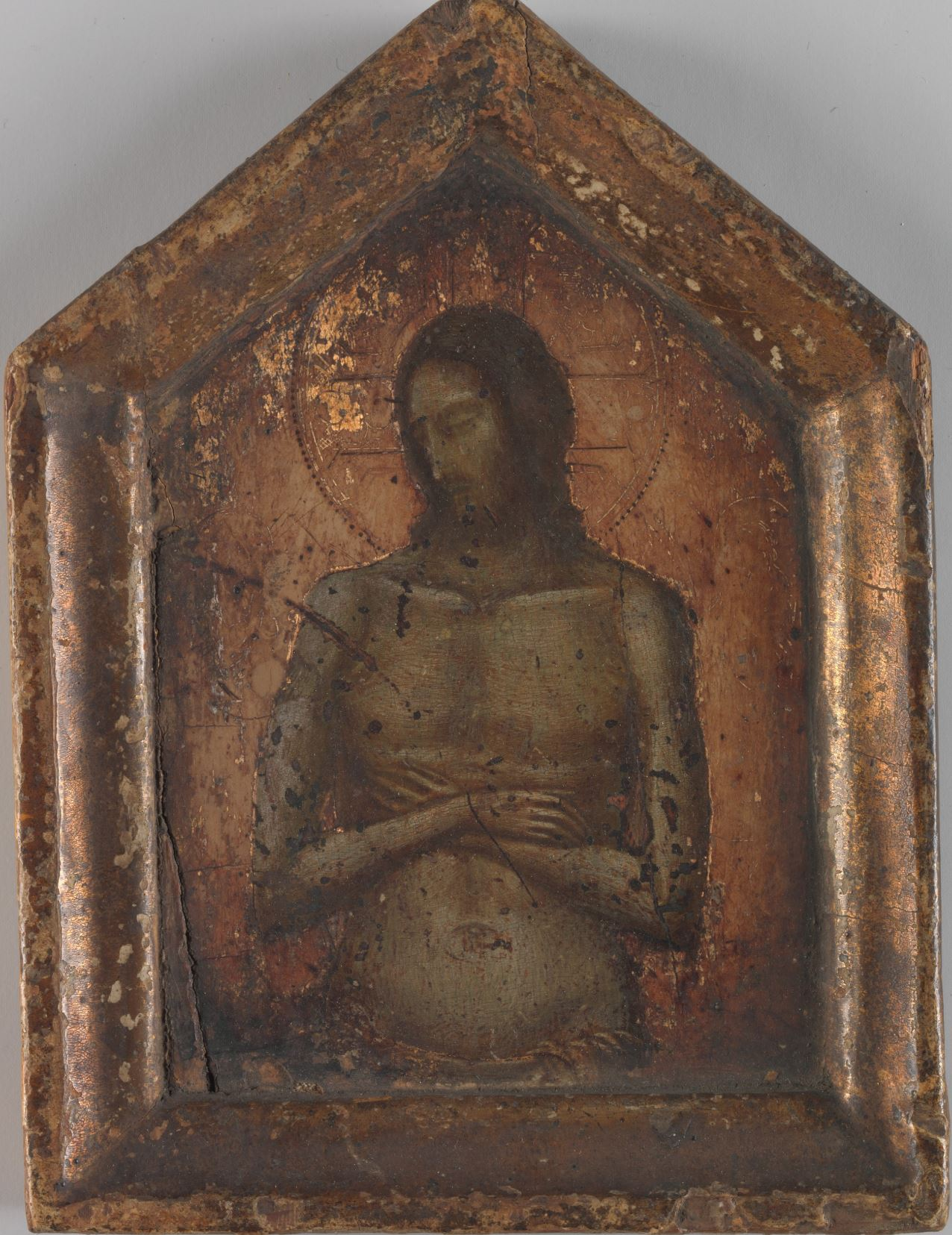 1300-25 Robert Lehmann collection Ecce homo MET