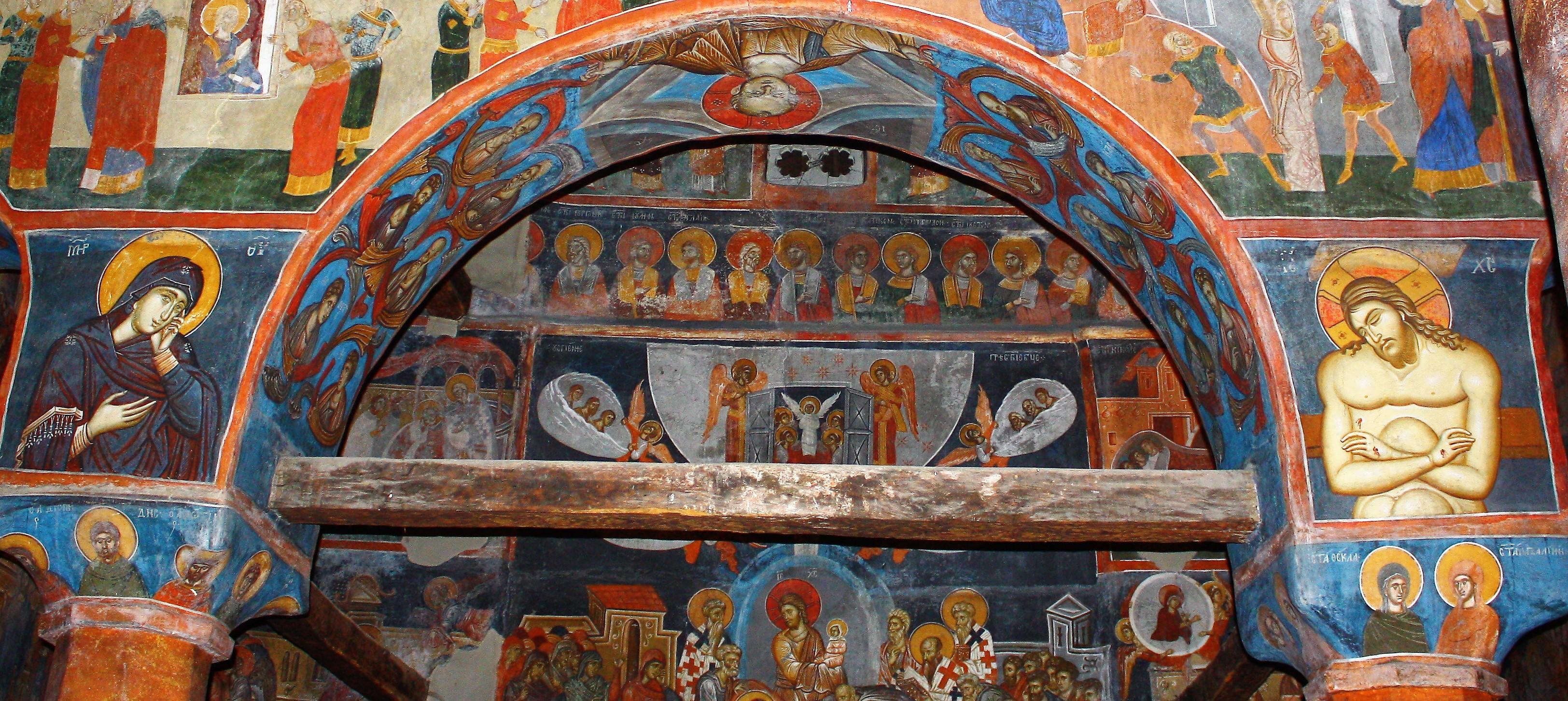 1376-77 Sv._Dimitrij_Markov_Manastir