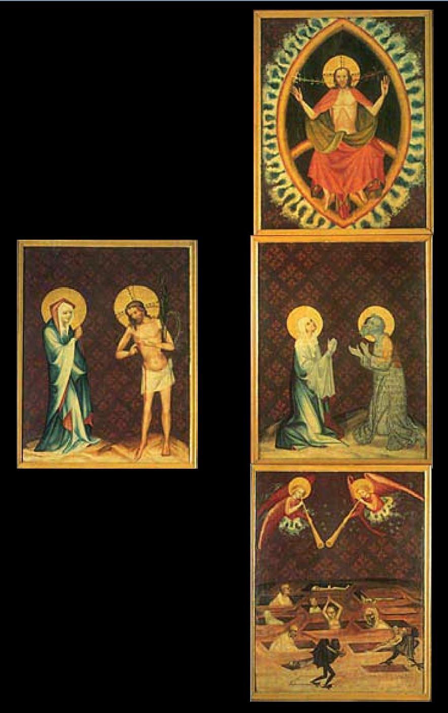 1390 ca Grudziądz_Polyptych_ etat 3 schema