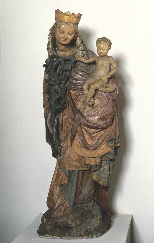 1430 Doroty (Wroclaw) Vierge Muzeum Narodowe w Warszawie