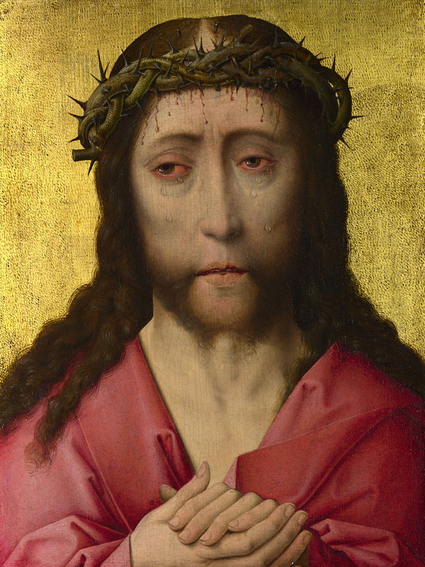 1470-75 Dirk Bouts atelier Christ National Gallery.jpg