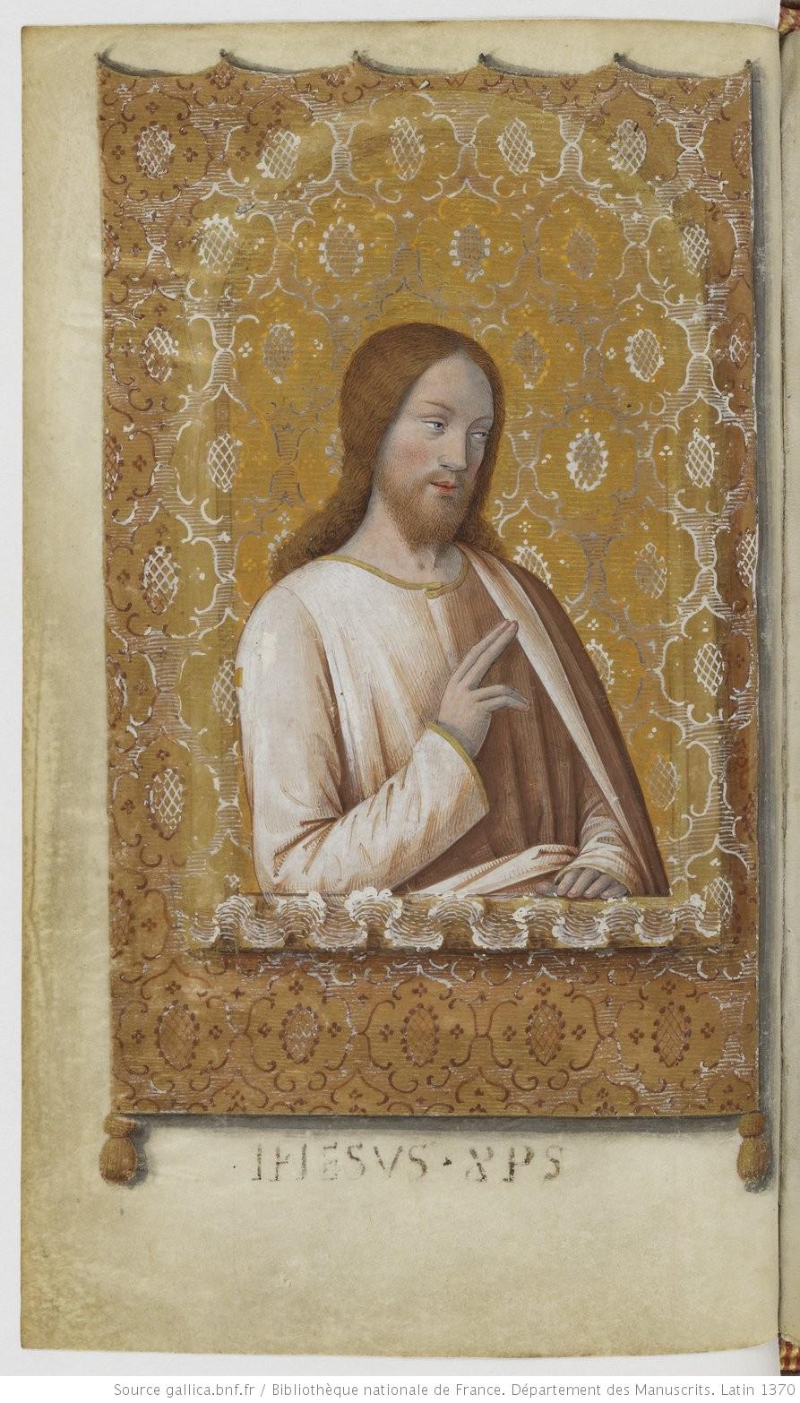 1475-1500 Jean Bourdichon Heures de Charles VIII, BNF 1370 fol 35v