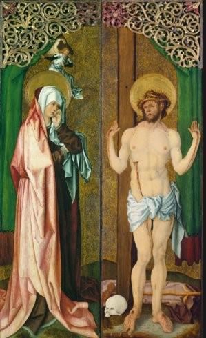 1504 meister-der-stalburg-bildnisse-fluegel-des-retabels-aus-der- Hauskapelle der Stalburg in Frankfurt ,staedel museum