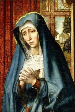 1505-15 Colijn de Coter Dolorosa coll priv.