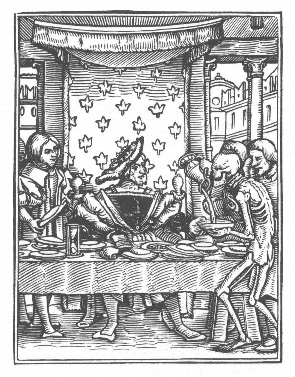 1538 Holbein_Danse_Macabre_Le roi