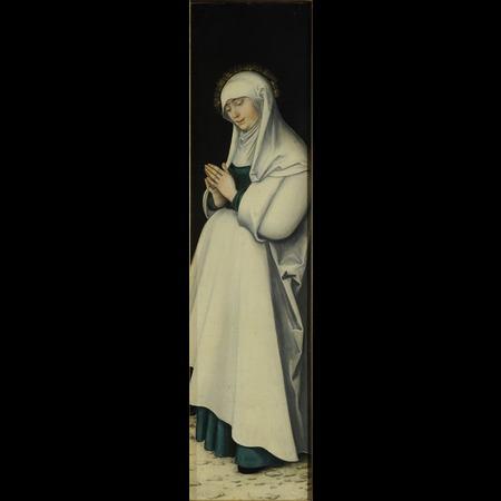 1540 ca Lucas_Cranach_der_AltereAschaffenburg_031_Schloss_Johannisburg,_Staatsgalerie Marie