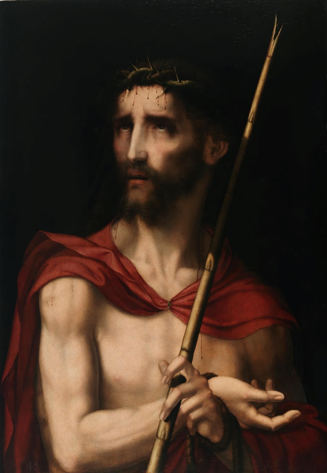 1560 - 1570 Luis de Morales Ecce Homo Prado