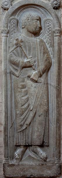 Bernard-Gilduin-Toulouse_Basilique_Saint-Sernin-cherubin